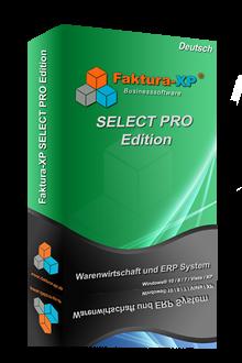 Faktura-XP SELECT Pro Edition 10-User mit Netzwerk