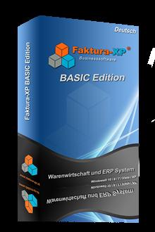 Faktura-XP BASIC Edition 3-User mit Netzwerk