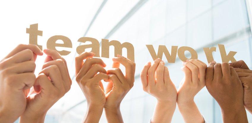 Teamwork Titelbild Faktura-XP® Warenwirtschaftssystem