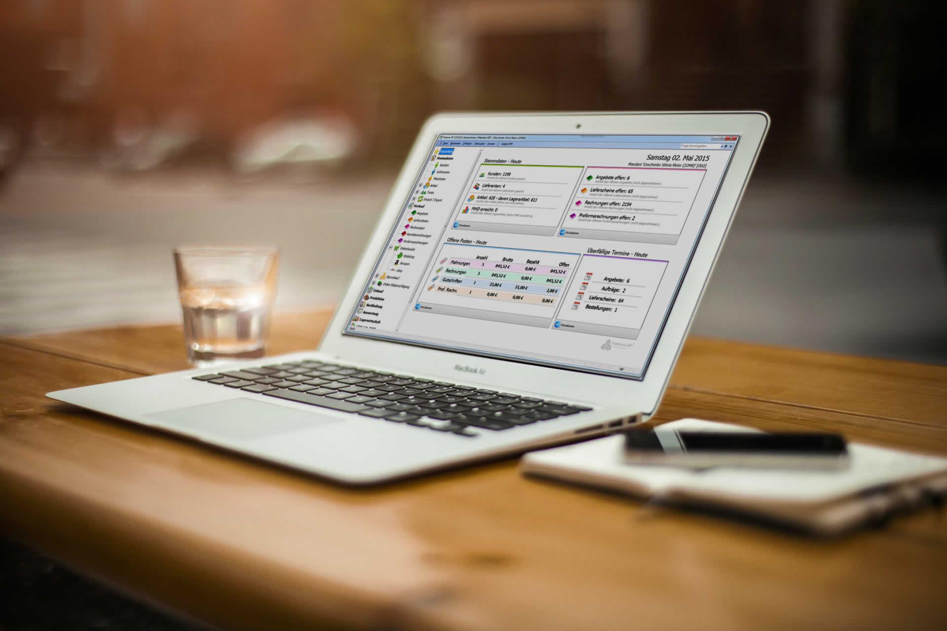 Faktura-XP Office Faktura-XP® Warenwirtschaftssystem