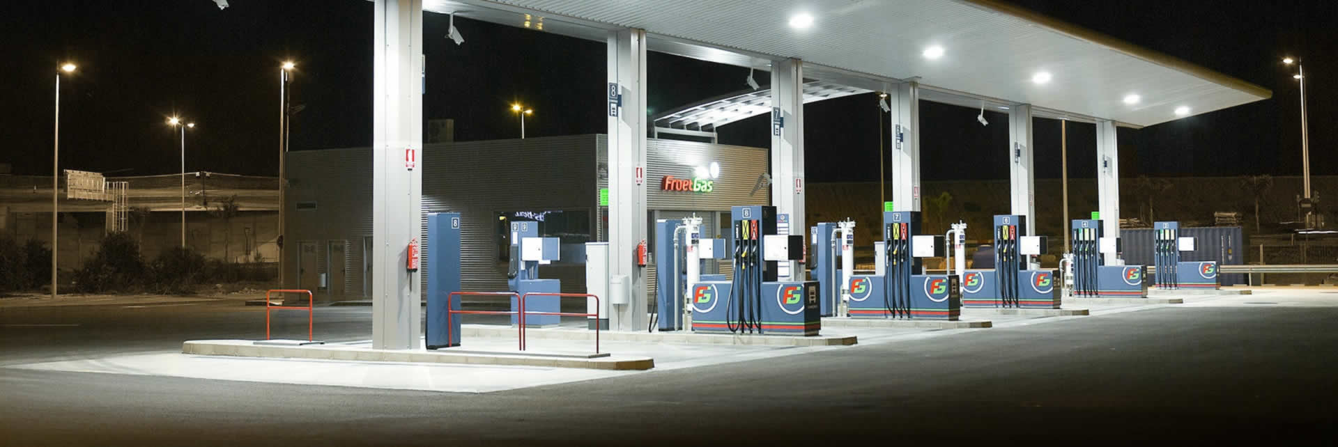 Titelbild Tankstelle Faktura-XP® Warenwirtschaftssystem