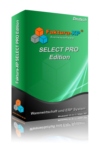Faktura-XP SELECT Pro Edition