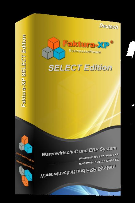 Faktura-XP SELECT Edition