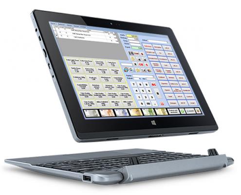 Kasse - Faktura-Cash Tablet Acer®