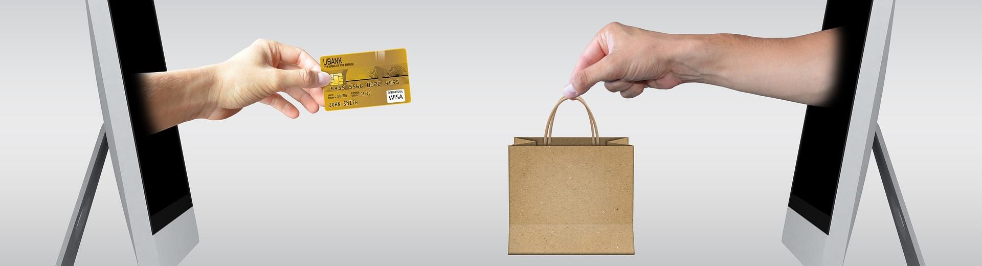 eCommerce Einkaufen Online